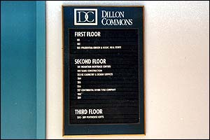 Dillon Commons